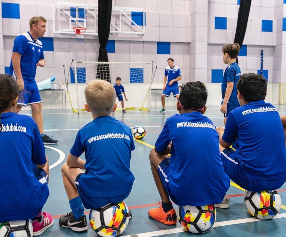 Soccerkids Sports Academy  2