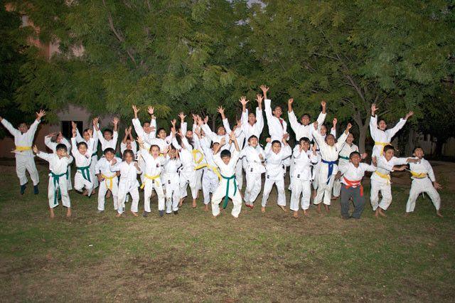 Golden Fist International Academy 2