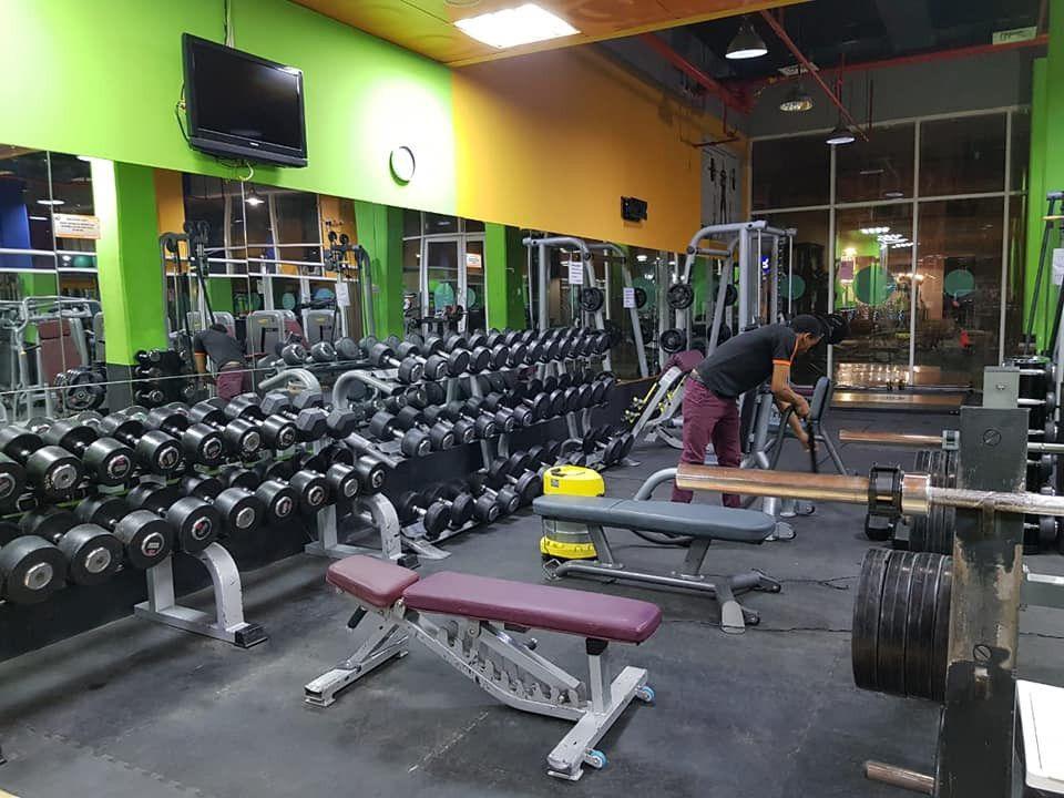 Target Gym 1