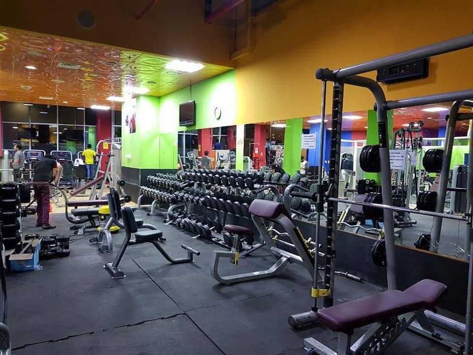 Target Gym 3