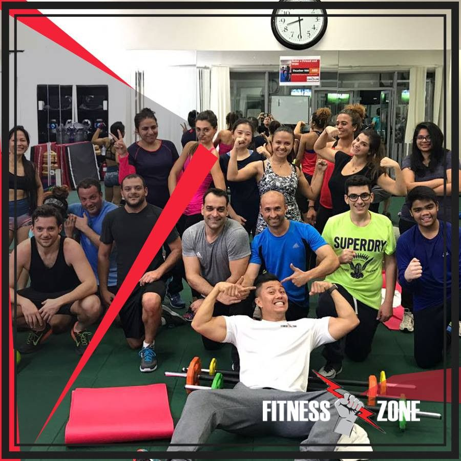 Fitness Zone Gym 2