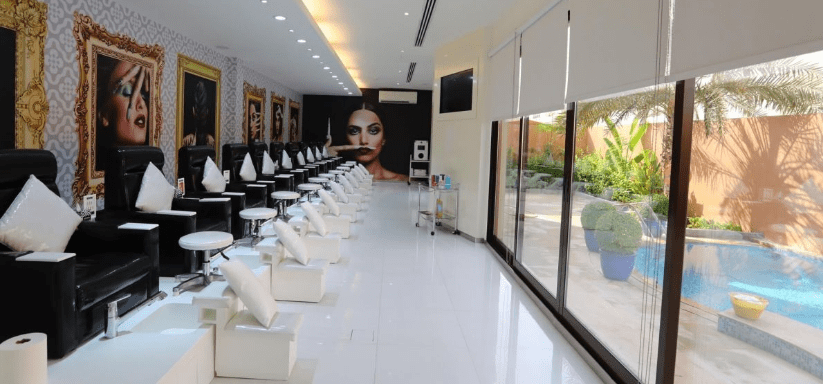 Bedashing  Beauty Lounge  9