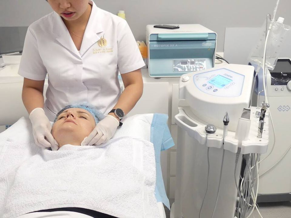 Dr Kamil Al Rustom Skin And Laser Centre 4