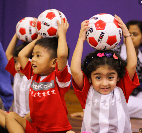 Little Legends Sports  Pre-School 1