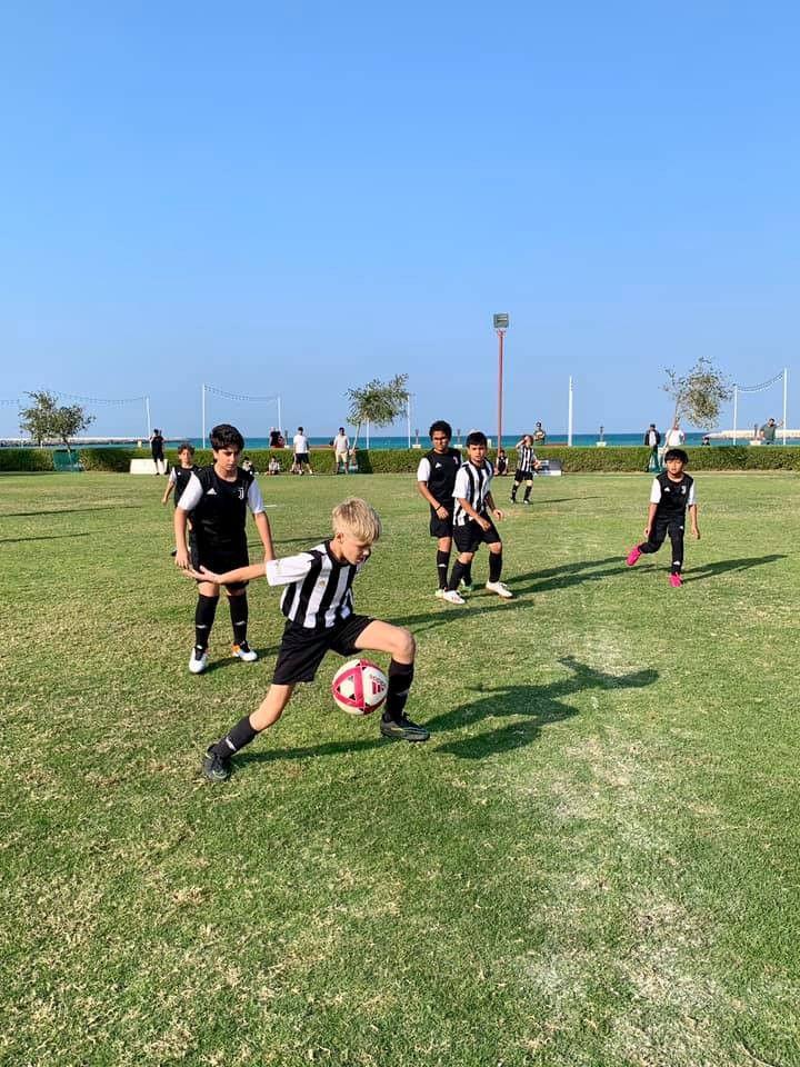Juventus Academy Abu-dhabi 0