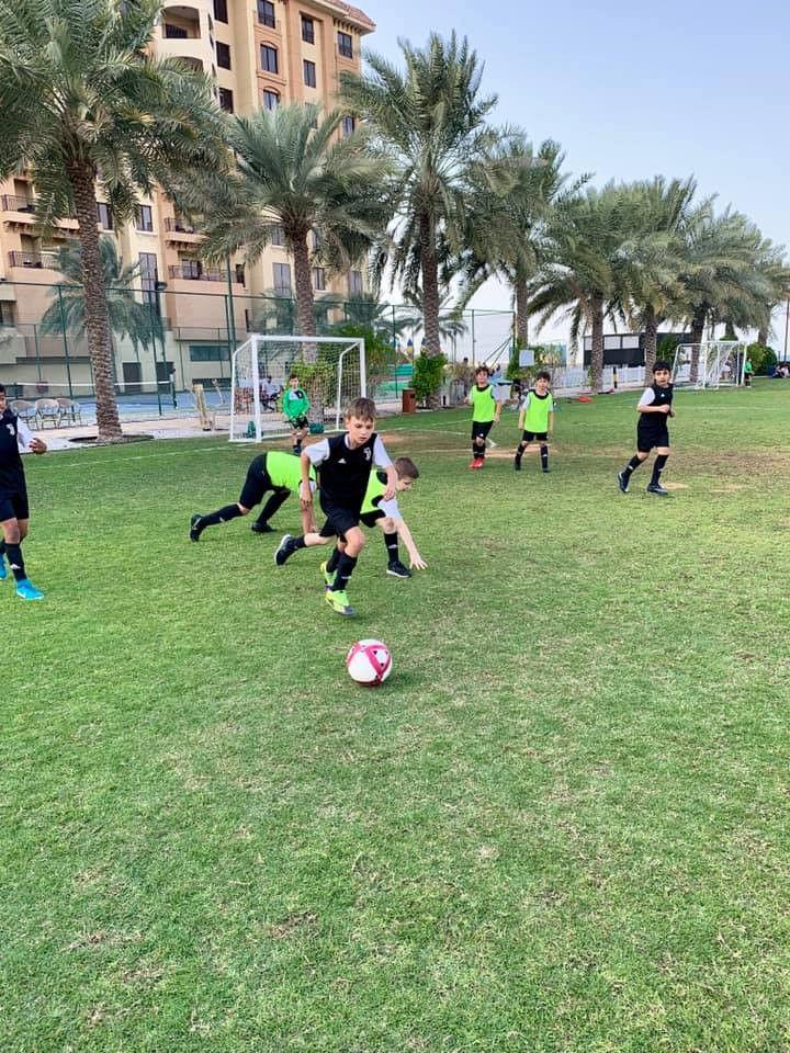 Juventus Academy Abu-dhabi 1