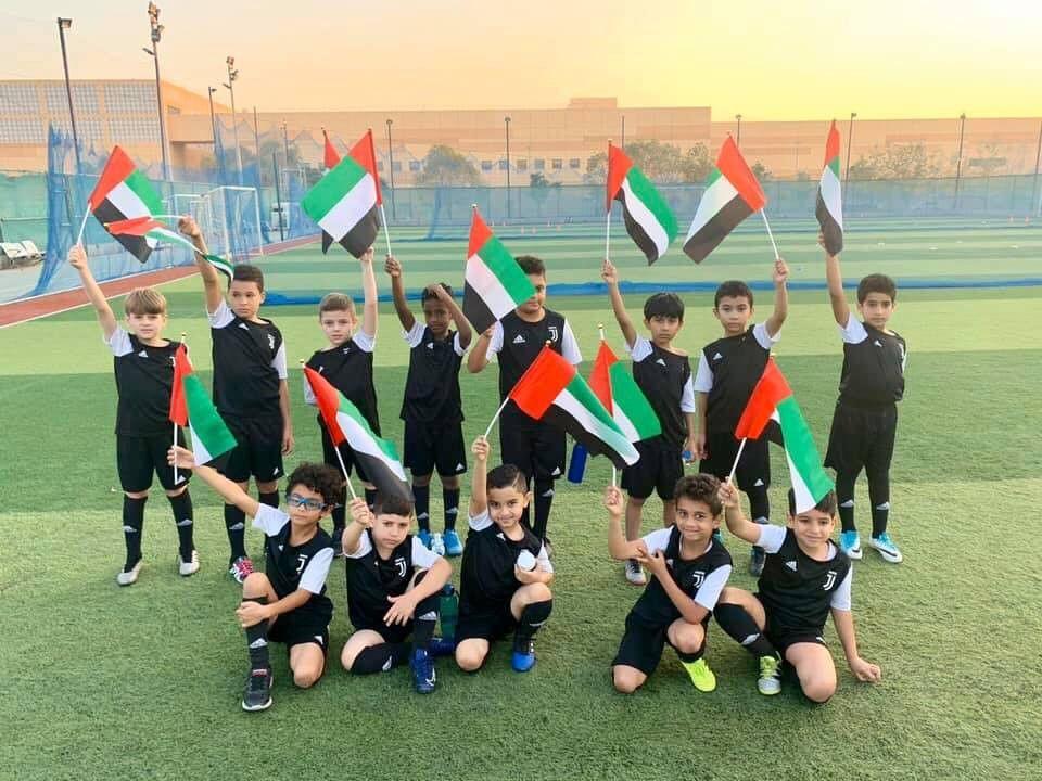 Juventus Academy Abu-dhabi 2