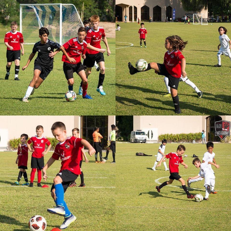 Go-Pro Sports Academy 5