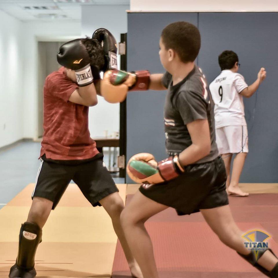 Titan Sports Academy 2