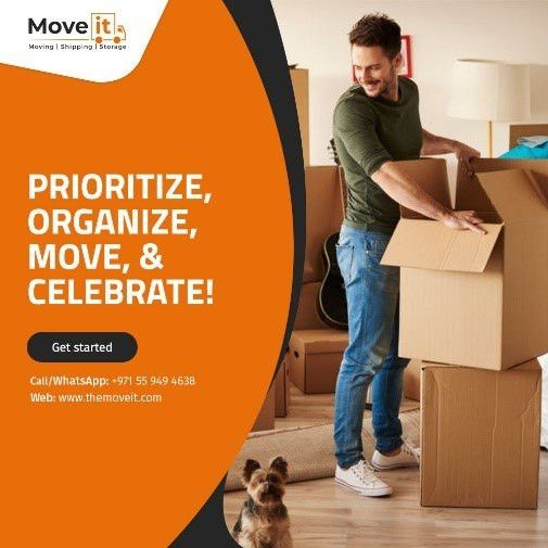 MOVE IT CARGO PACKAGING AND MOVERS LLC 0
