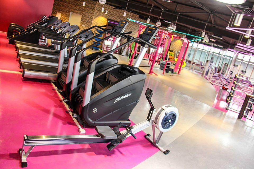 Adrenagy Fitness Center 0