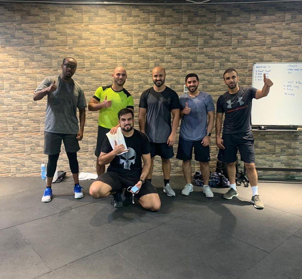 Adrenagy Fitness Center 3