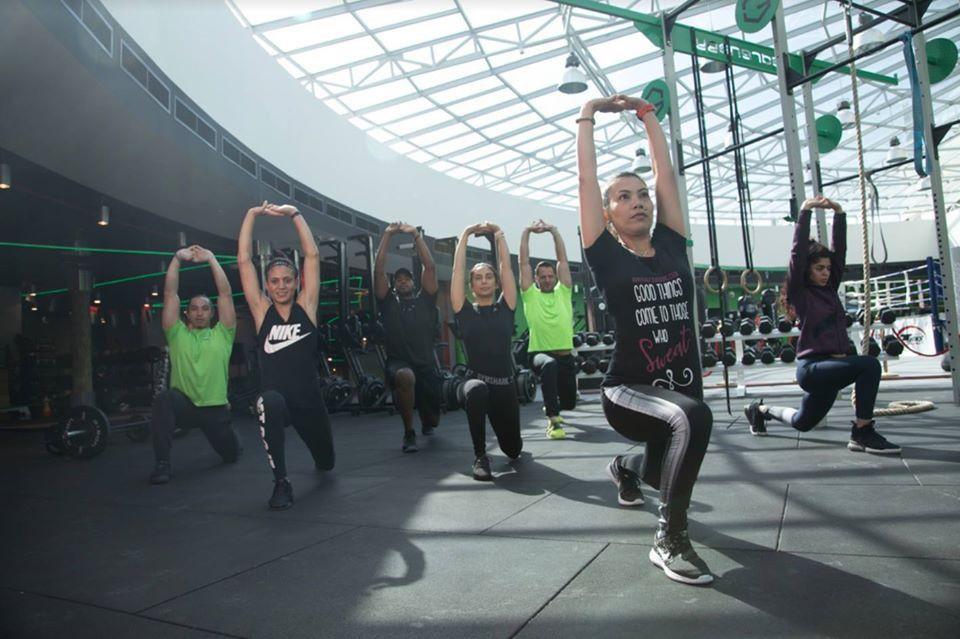 Adrenagy Fitness Center 4