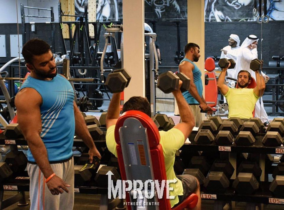 Mprove Fitness Center 4