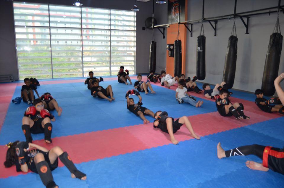 Tiger Kickboxing Academy 0