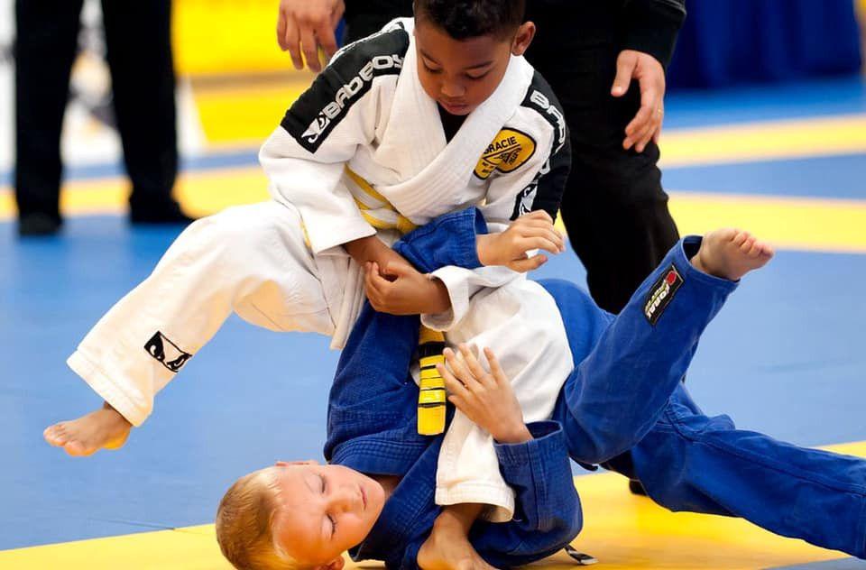Tiger Kickboxing Academy 1