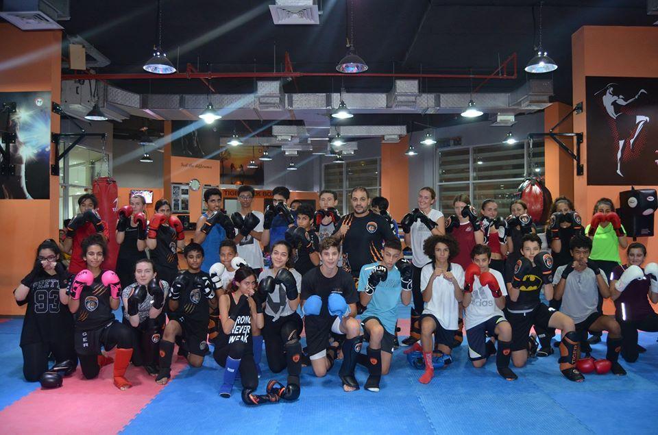 Tiger Kickboxing Academy 3