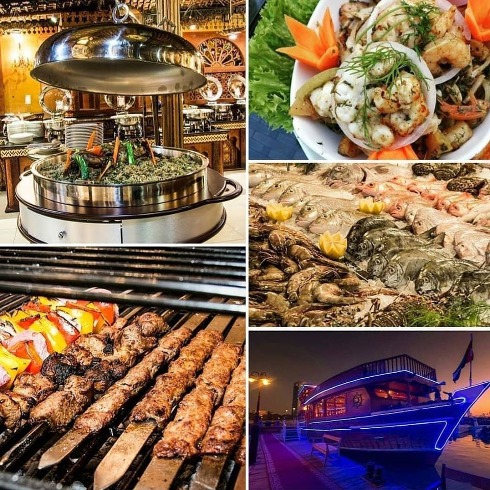 Al Dhafra Restaurant  1