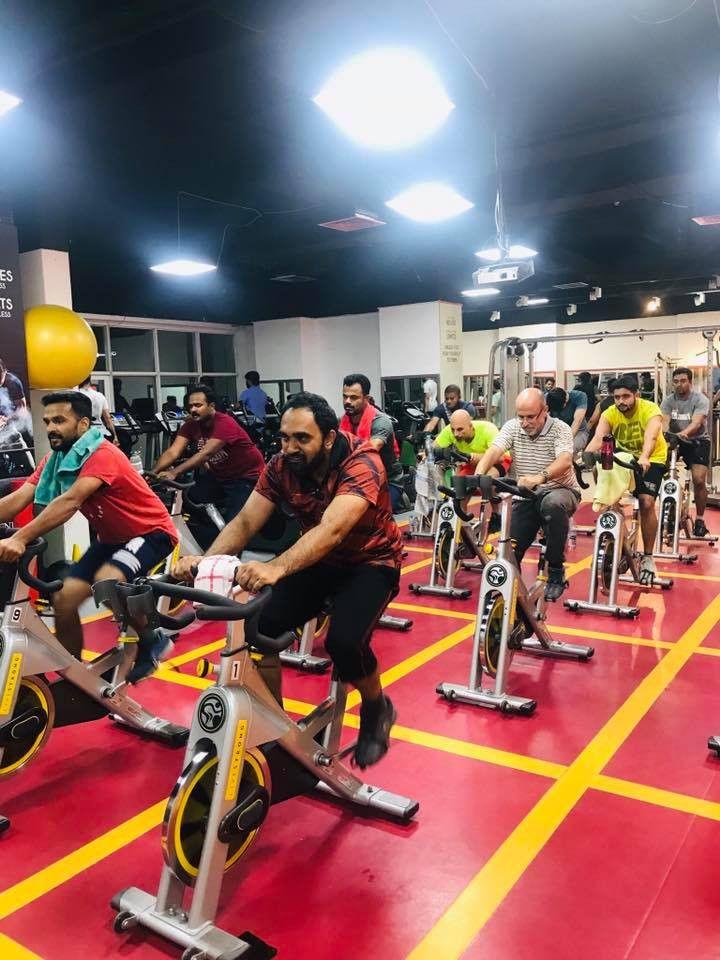 Venue3 Fitness Center 0