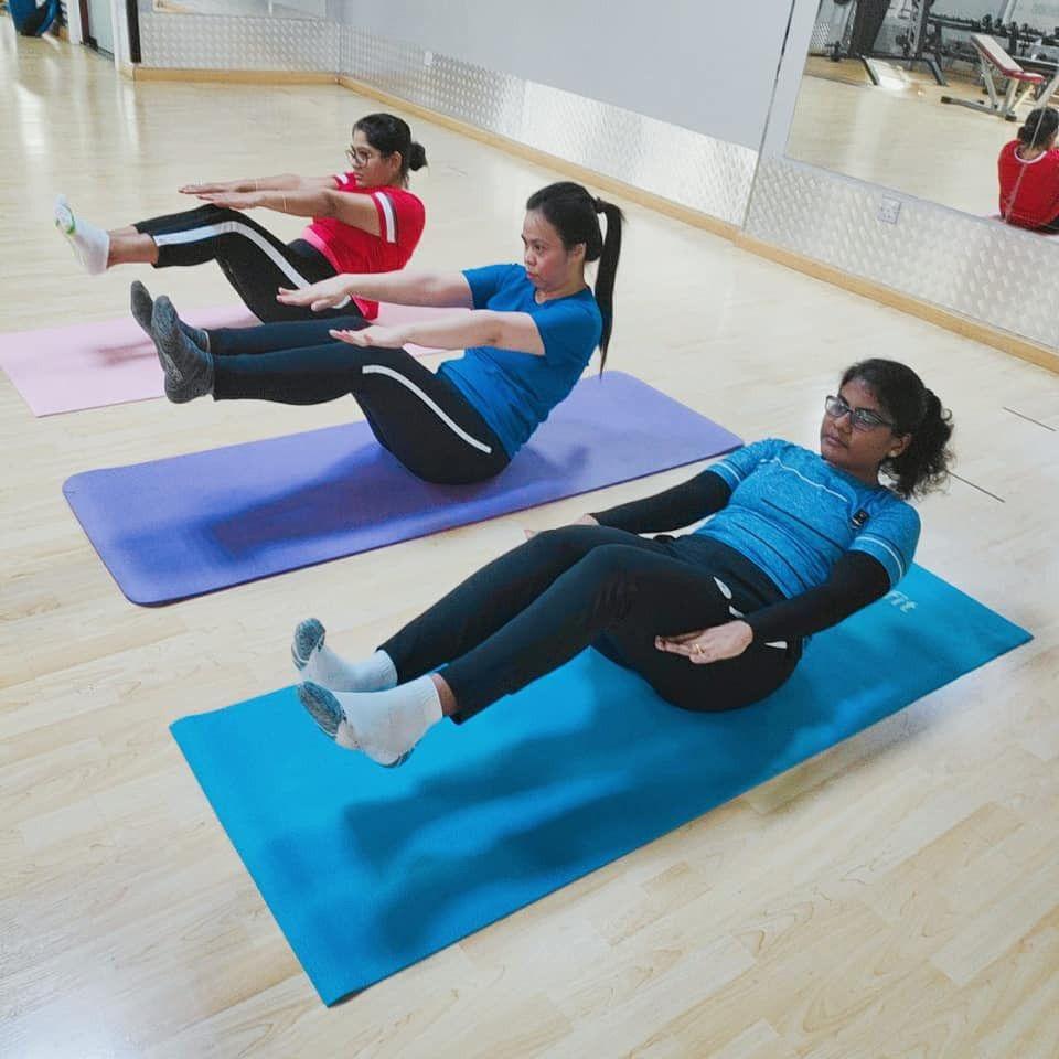 Venue3 Fitness Center 1