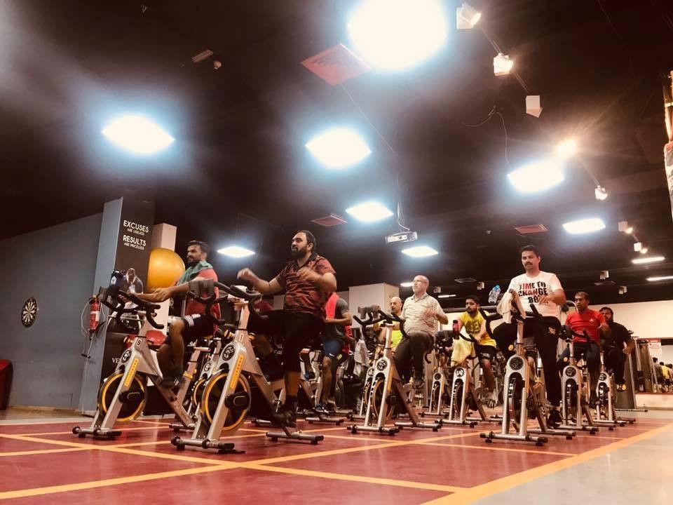 Venue3 Fitness Center 6