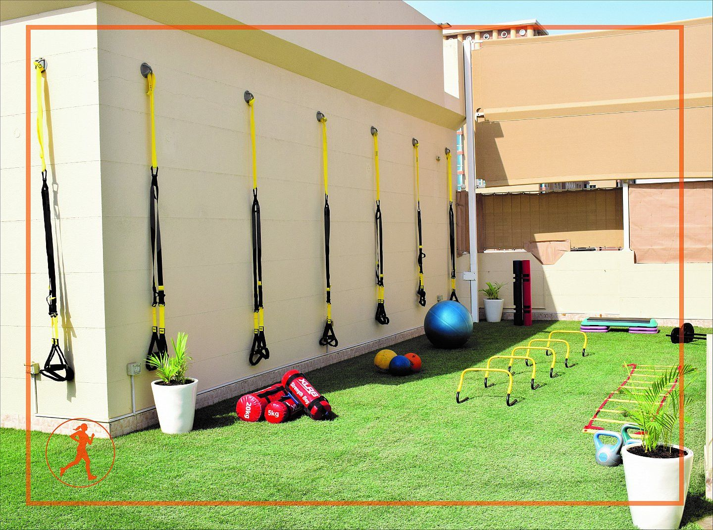 Home Fitness (ladies) Sports Center 1