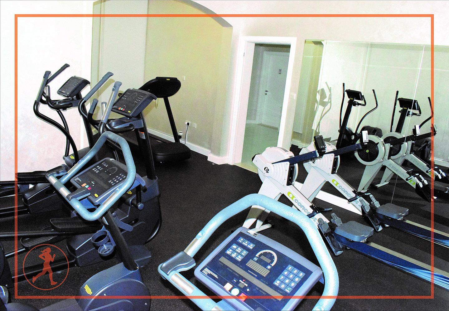 Home Fitness (ladies) Sports Center 2