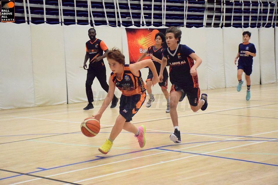 Beyond Basketball Academy 1