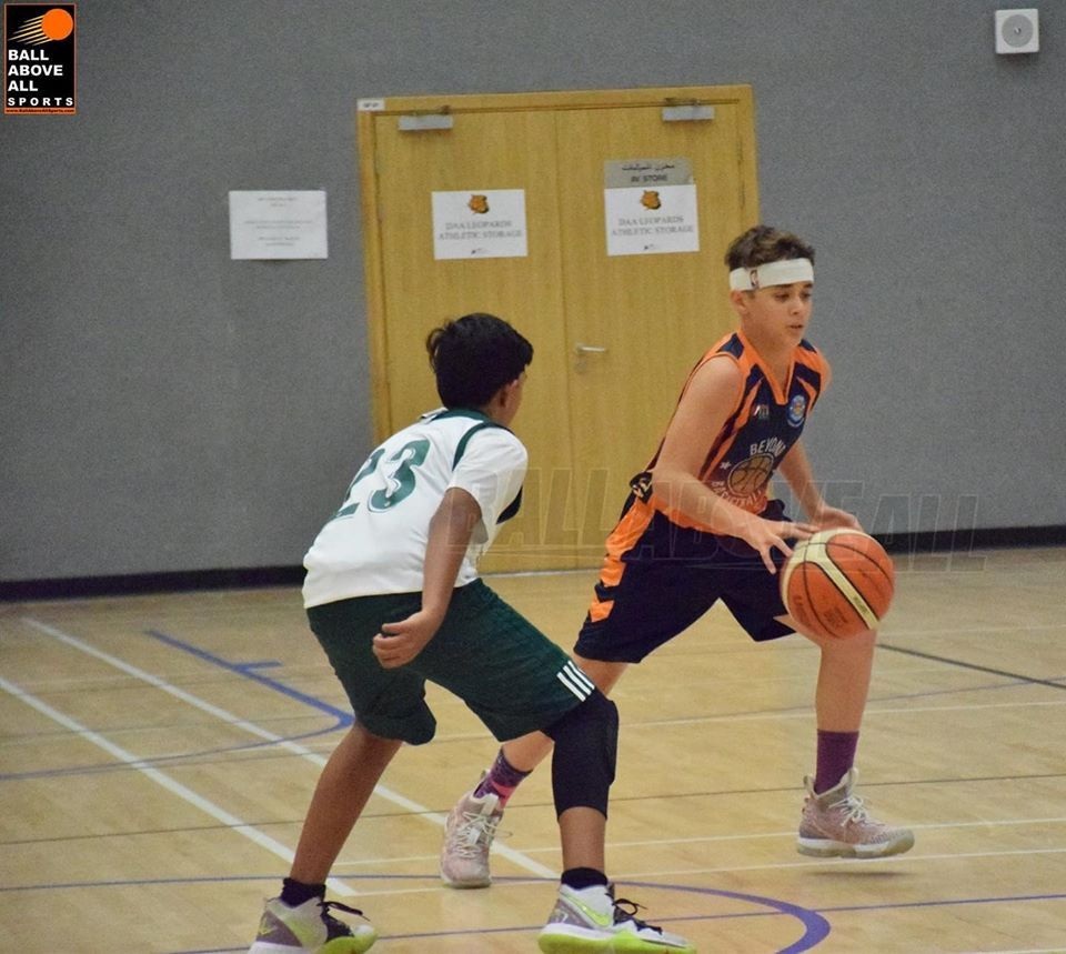 Beyond Basketball Academy 4