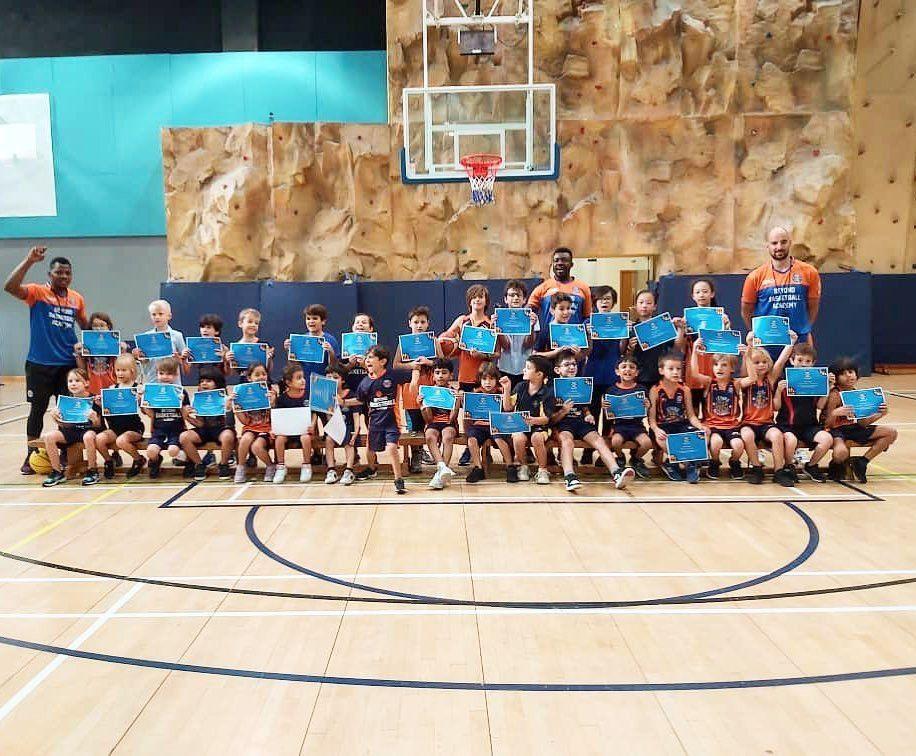 Beyond Basketball Academy 5