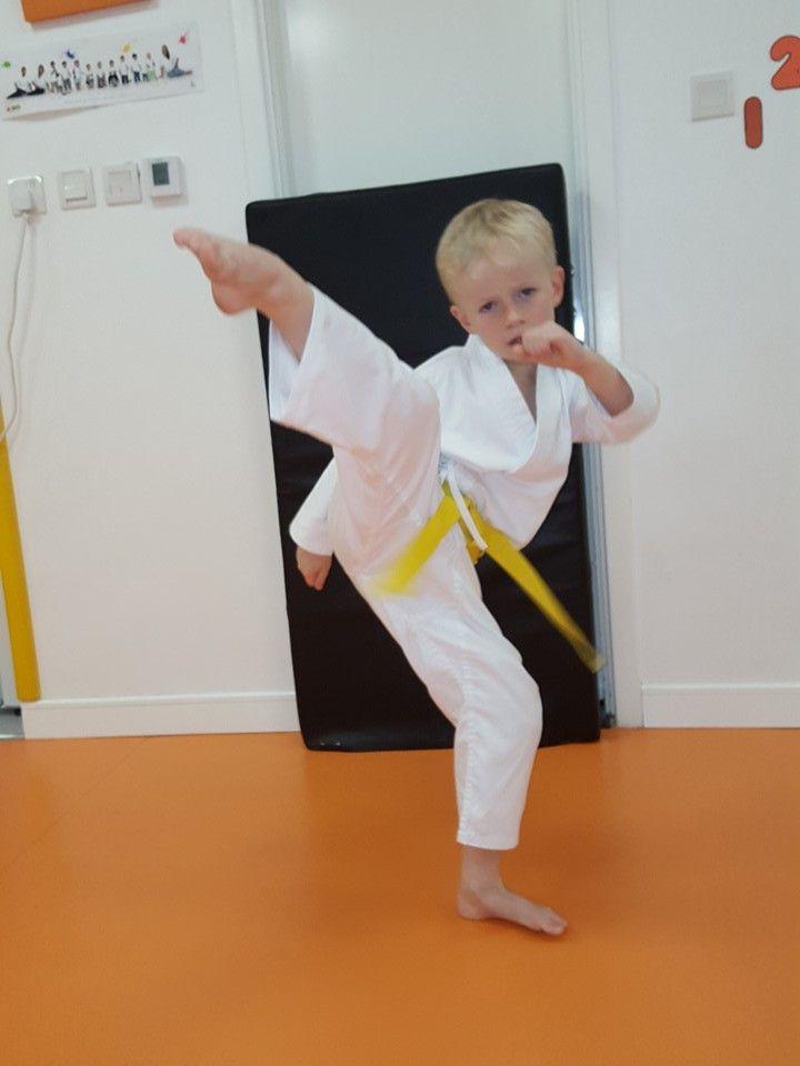 Impact Karate Academy 1
