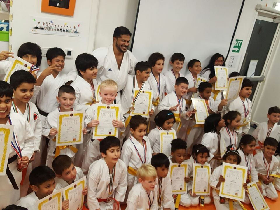Impact Karate Academy 2