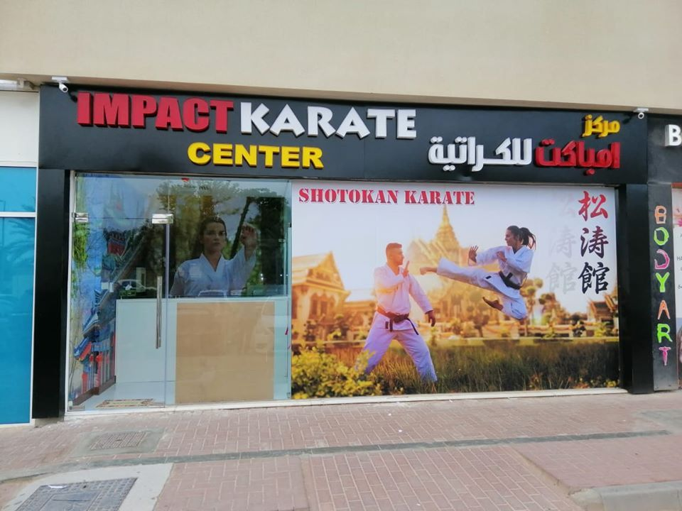 Impact Karate Academy 3