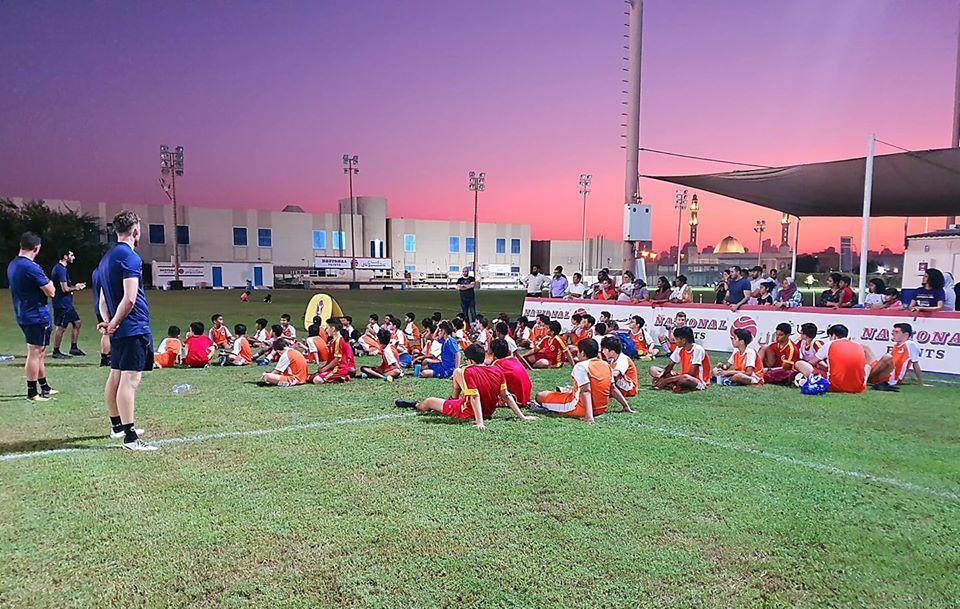 Universal Sports Academy 4