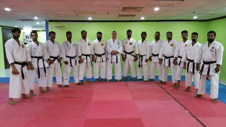 Golden Falcon Karate Center 2