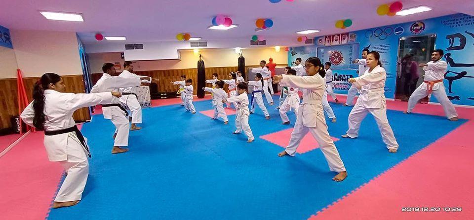 Silver Star Karate Academy 3