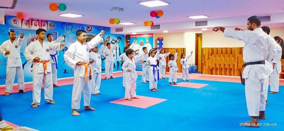 Silver Star Karate Academy 5
