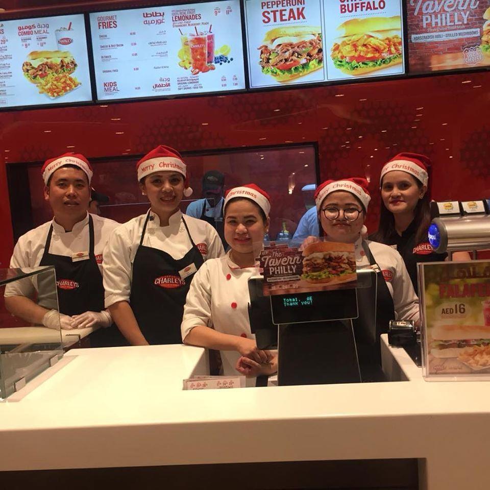 Charleys Philly Steaks UAE 2