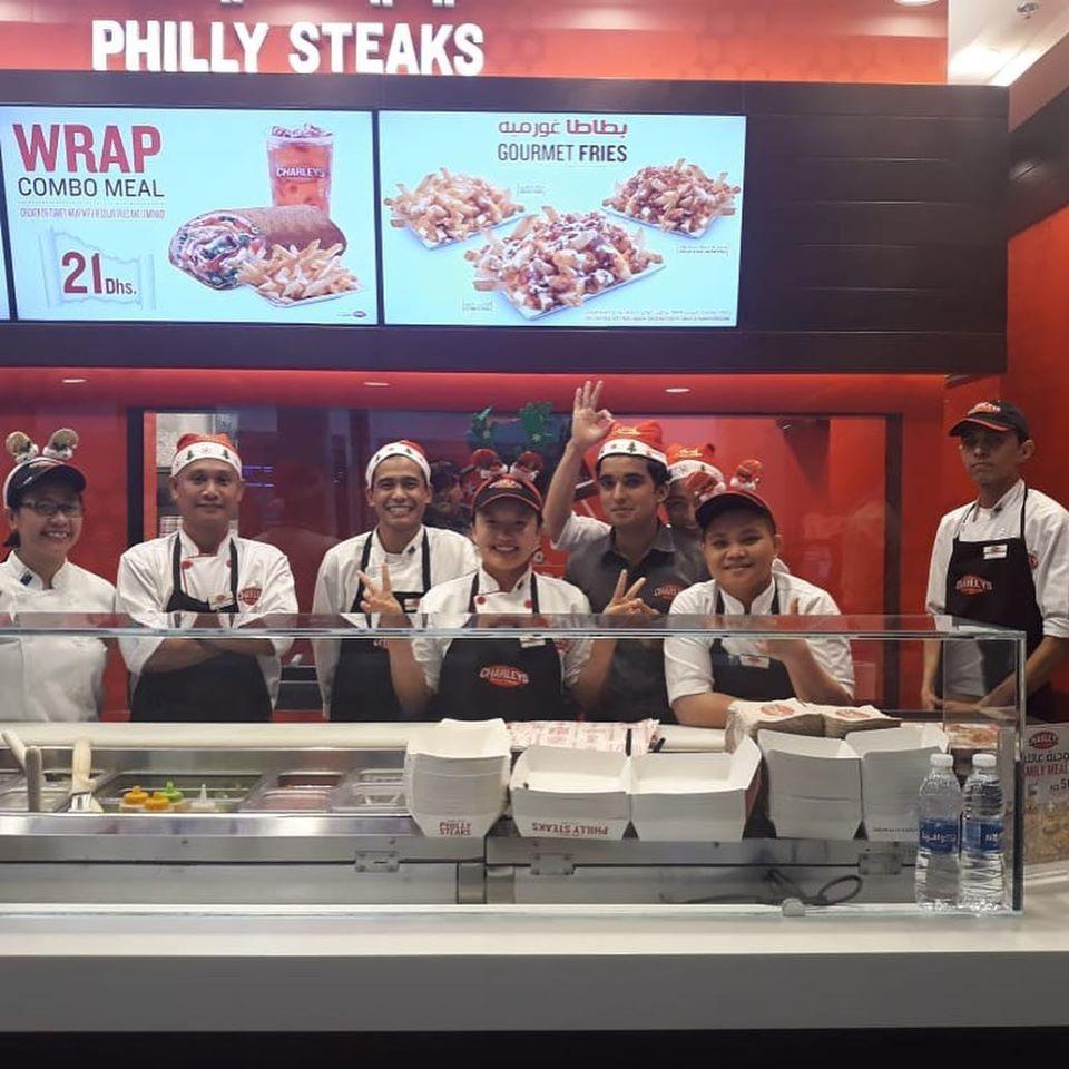 Charleys Philly Steaks UAE 3