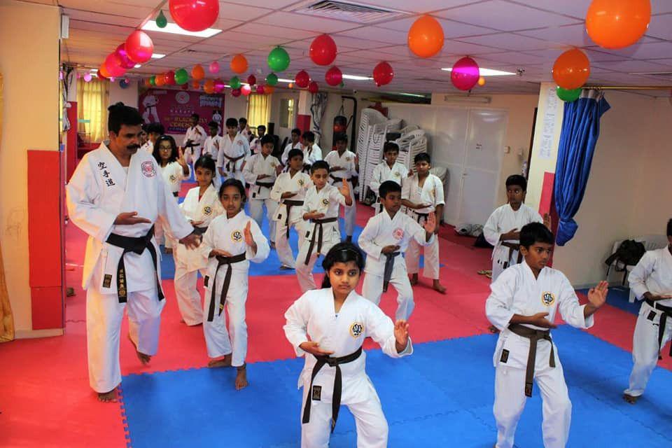 Oasis Karate International Academy 1
