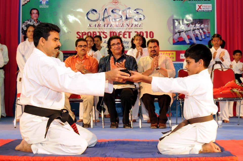 Oasis Karate International Academy 2