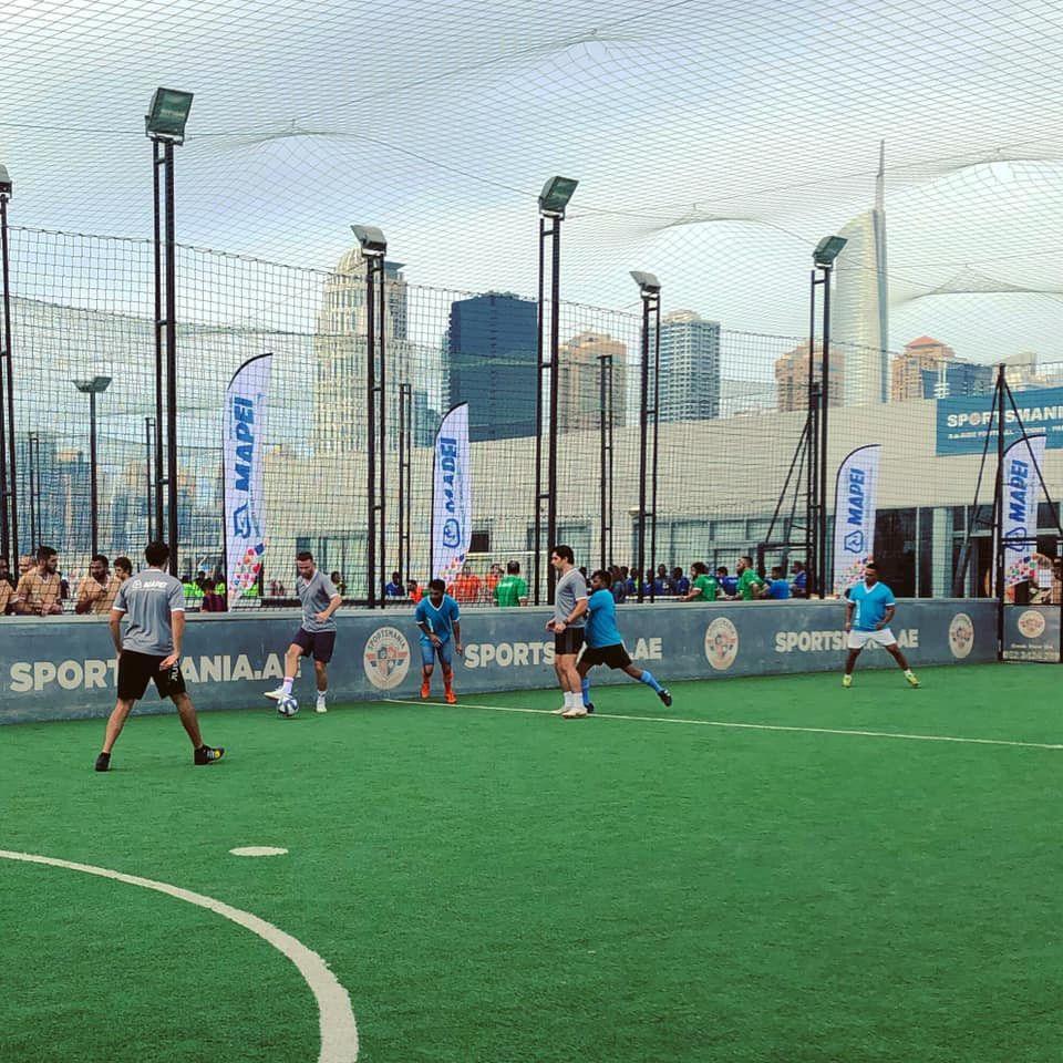 Sportsmania Academy 1