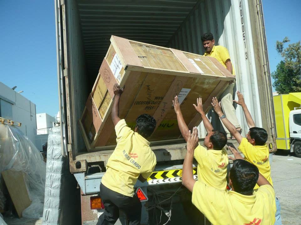 Al Mas Cargo 3