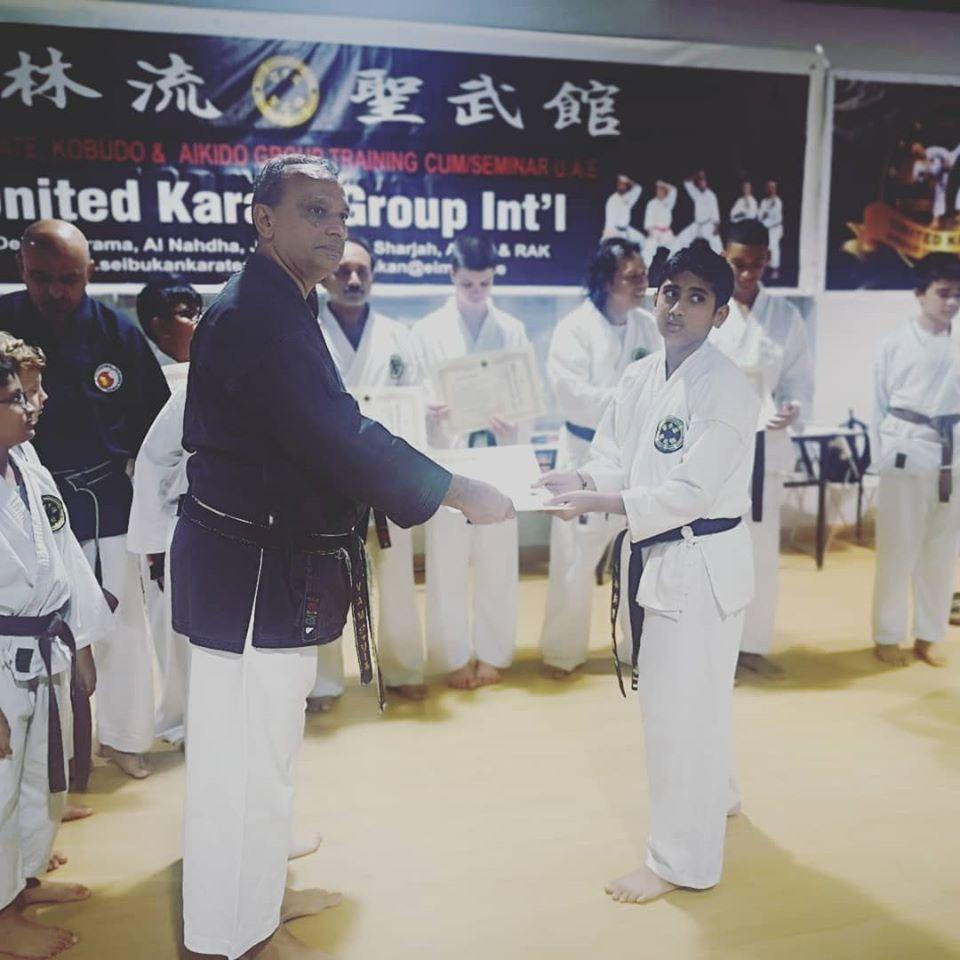 Seibukan Karatedo Academy 3