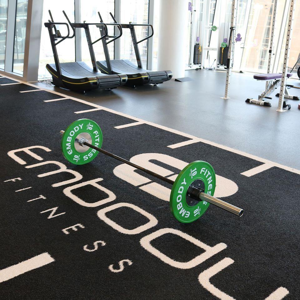 Embody Fitness Center 1