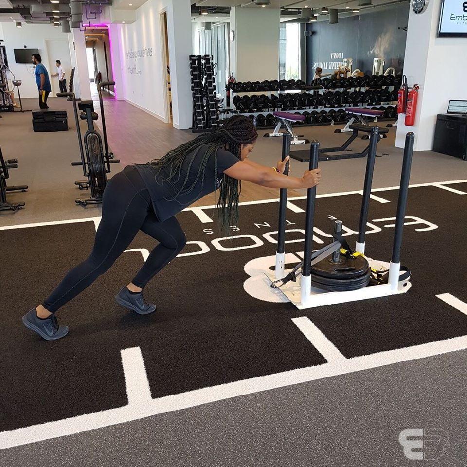 Embody Fitness Center 2