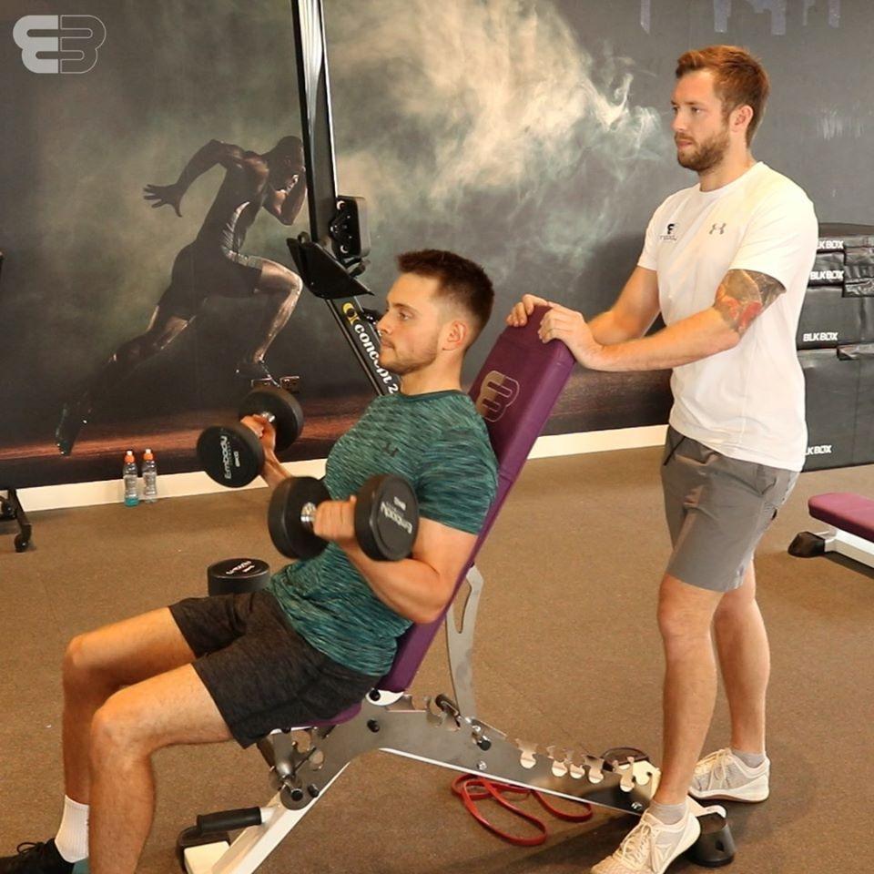 Embody Fitness Center 4