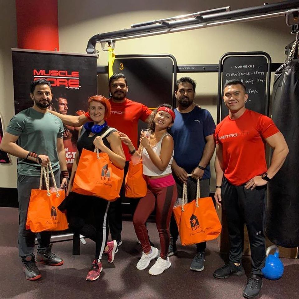 Metrofitt Fitness Center 3