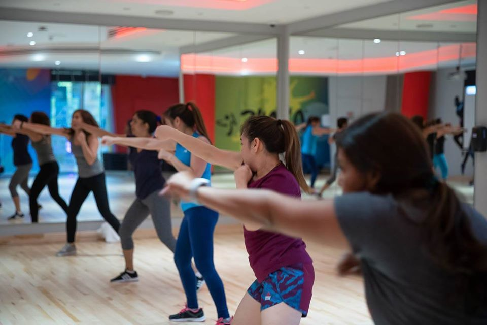 Metrofitt Fitness Center 4
