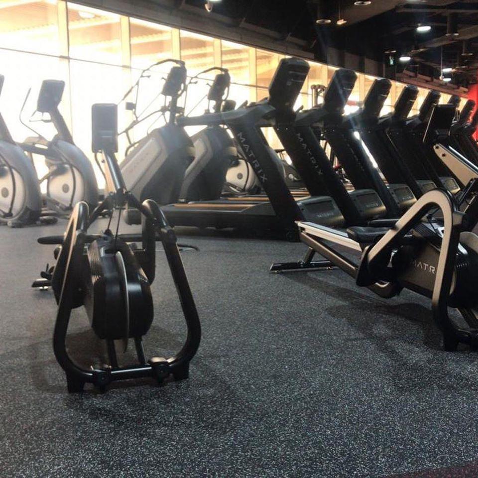 Metrofitt Fitness Center 7